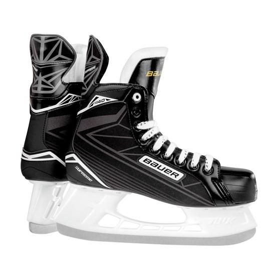 hockey plus bauer supreme s140 senior ice hockey skates. Black Bedroom Furniture Sets. Home Design Ideas