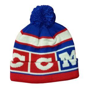 CCM Hockey Hat - Winter Classic Pom Knit CapCCM Hockey Hat - Winter Classic Pom Knit Cap