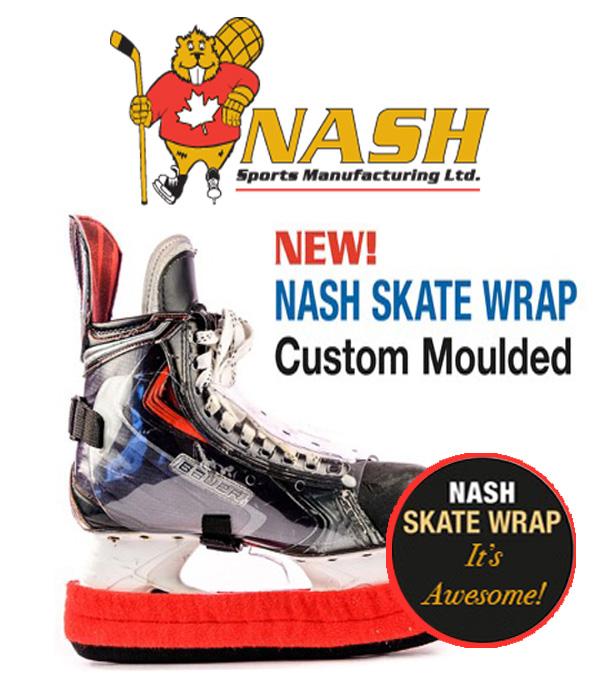 Nash Ice Hockey Skate Wrap Safety Protection
