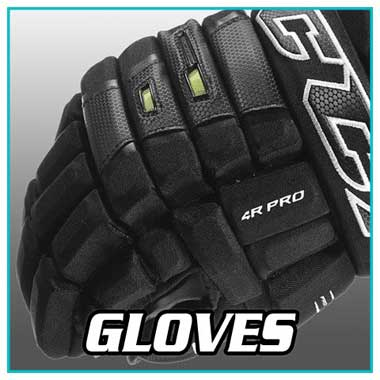 Hockey Equipment - Hockey Gloves - Pro Hockey Gear Bauer, CCM, Vaughn, Warrior, Easton
