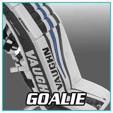 Hockey Equipment - Brand Name Goalie Equipment-Goaliesplus-Bauer,CCM,Vaughn