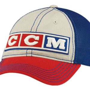 CCM Datsyuk Classic Slouch Hat - Red & Blue