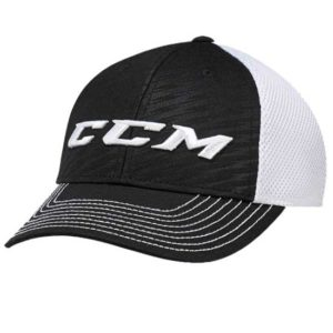 CCM Team Mesh Flex Hat - Black