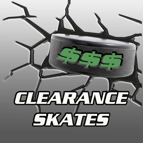 Ice Hockey Skates Clearance Sale Discount Cheap