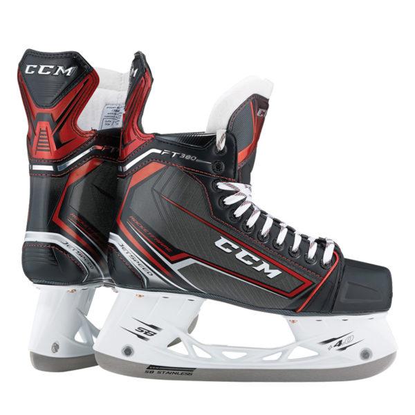 CCM Jetspeed FT380 Ice Hockey Skates - Senior
