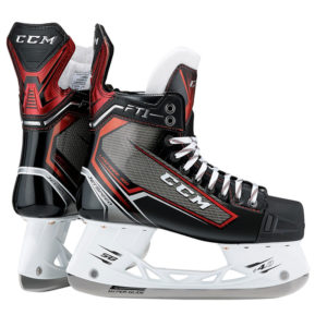 CCM Jetspeed FT1 Ice Hockey Skates - Junior