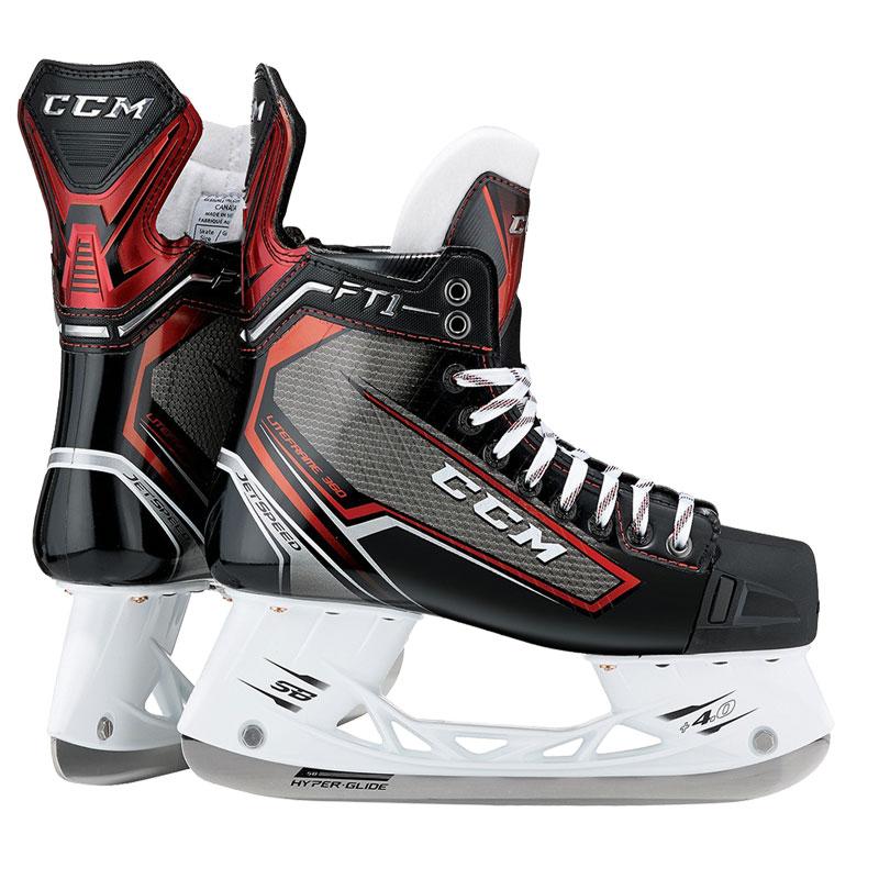 CCM Jetspeed FT1 Ice Hockey Skates - Junior