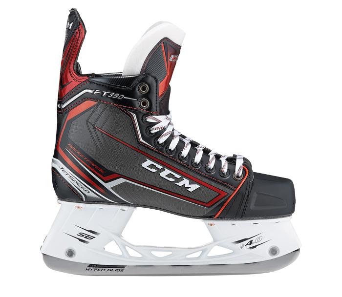 CCM Jetspeed FT390 Ice Hockey Skates - Junior