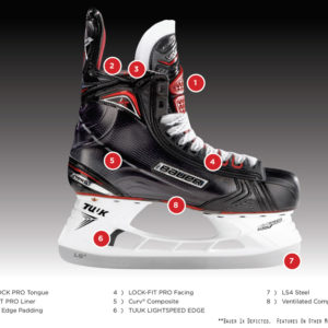 Bauer Vapor 2017 Ice Hockey Skates