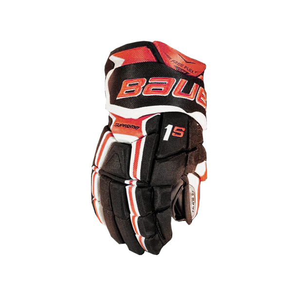 Bauer Supreme 1s Senior Ice Hockey Gloves - '17 Model