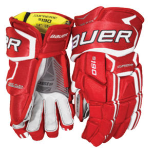 Bauer Supreme s190 Senior Ice Hockey Gloves