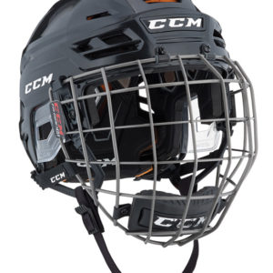 CCM Tacks 710 Hockey Helmet Combo