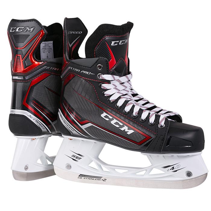 CCM Jetspeed FT370 Xtra Pro Senior Hockey Skates | HOCKEY PLUS