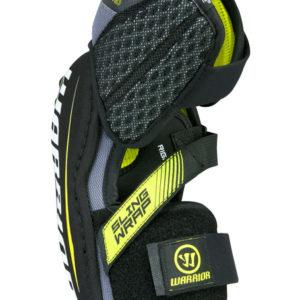 Warrior Alpha QX Pro Elbow Pads