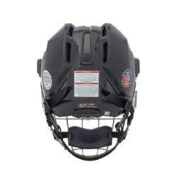 CCM FitLite 3DS Senior Helmet Combo Back