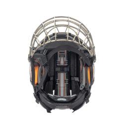 CCM FitLite 3DS Senior Helmet Combo Bottom