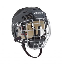 CCM Tacks 110 Senior Helmet Combo