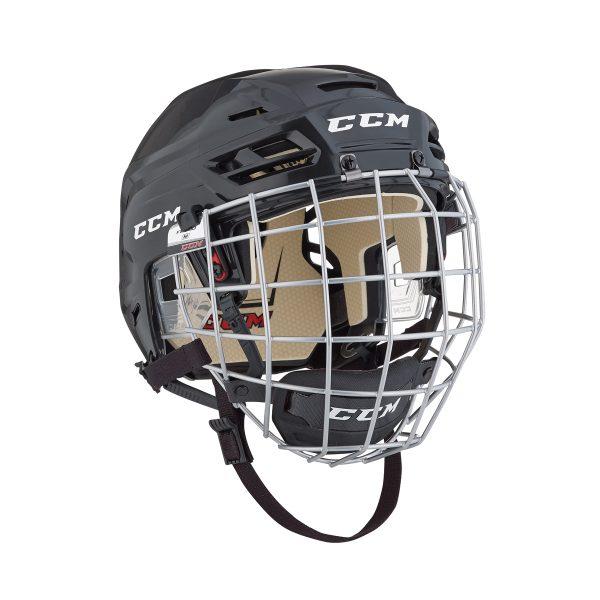 CCM Tacks 110 Senior Helmet Combo