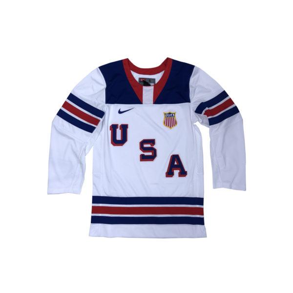 USA Hockey Authentic Nike 1960 Replica Hockey Jersey