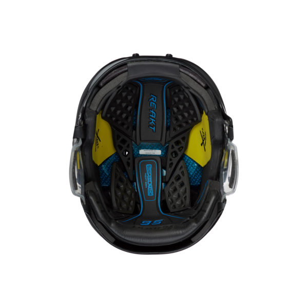 Bauer Re-Akt 95 Hockey Helmet Combo Bottom