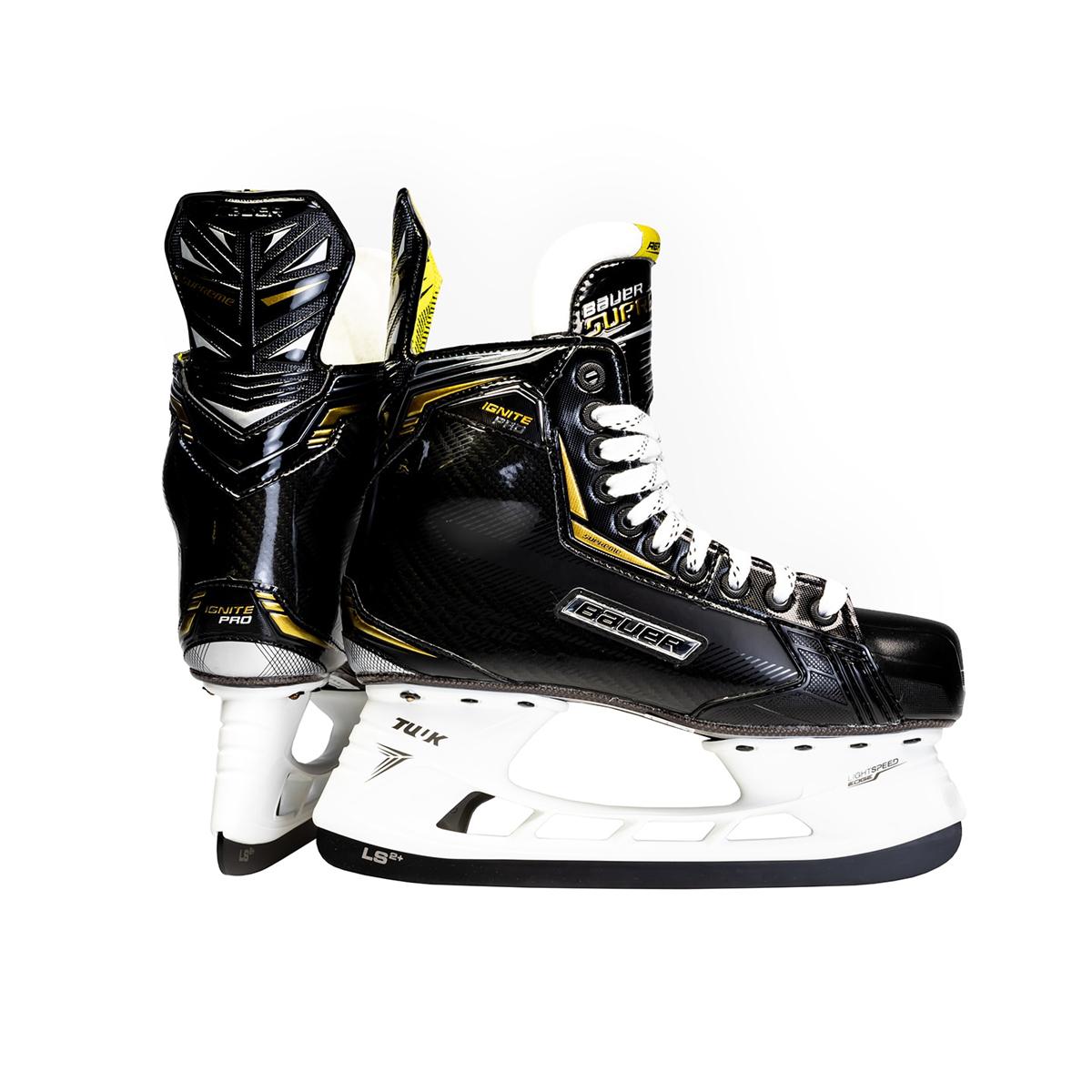 f1f681d84f6 Bauer Supreme Ignite Pro Senior Hockey Skates