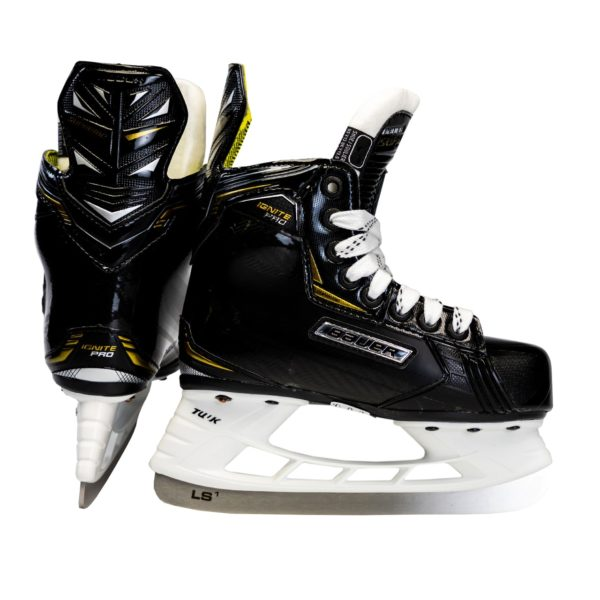 Bauer Supreme Ignite Pro Youth Hockey Skates
