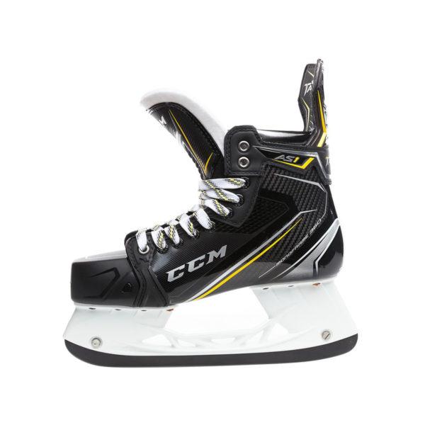 CCM Super Tacks AS1 Senior Ice Hockey Skates Side