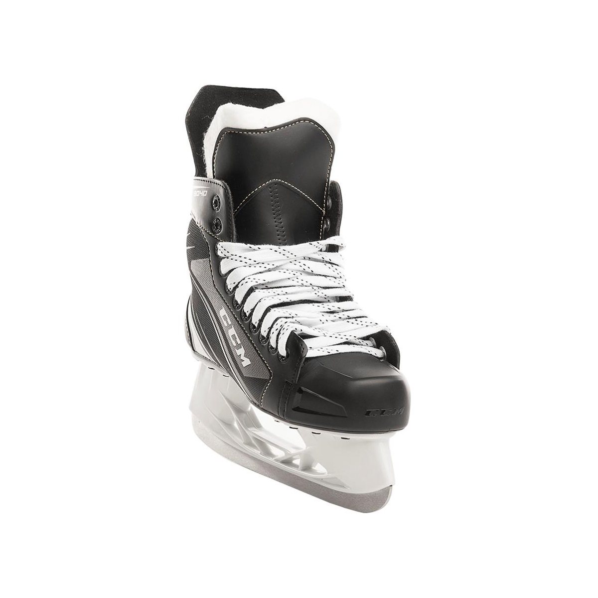 3327248846e CCM Tacks 9040 Senior Ice Hockey Skates Front