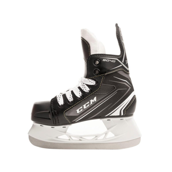 CCM Tacks 9040 Youth Hockey Skates Side