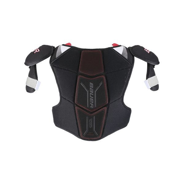 Bauer NSX Senior Shoulder Pads Back