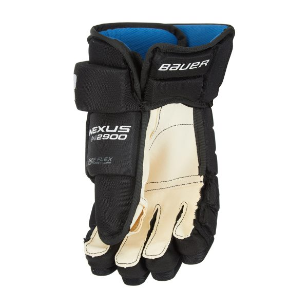 Bauer NExus N2900 Senior Hockey Gloves Back