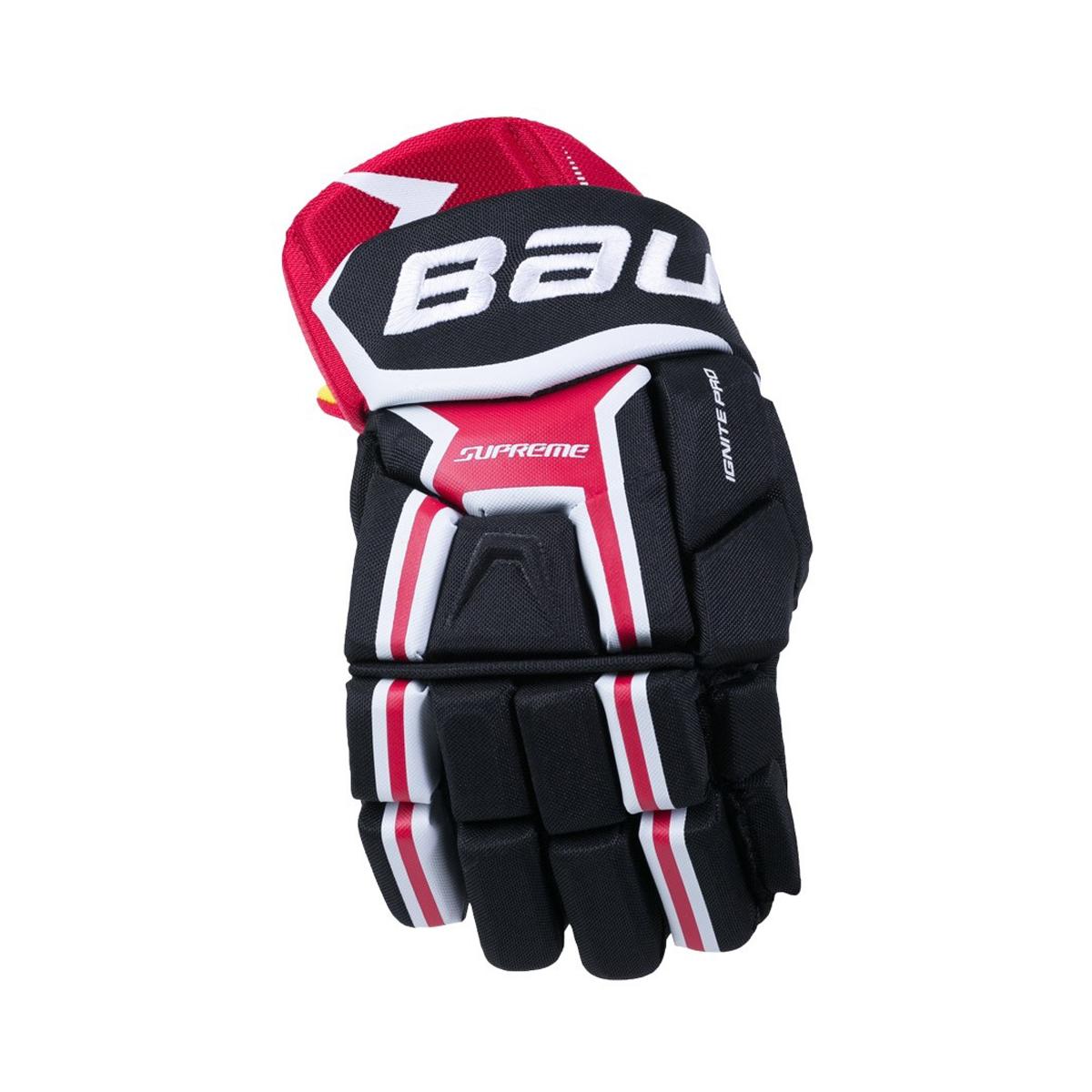 66e8260147d Bauer Supreme Ignite Pro Junior Hockey Gloves