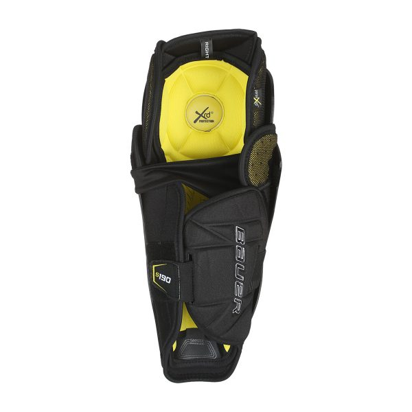 Bauer Supreme S190 Senior Shin Guards Back