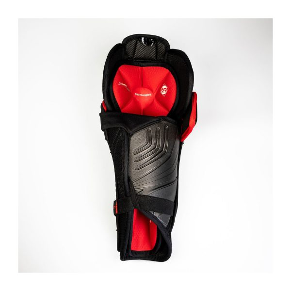Bauer Vapor X LTX Pro Senior Shin Guards Back