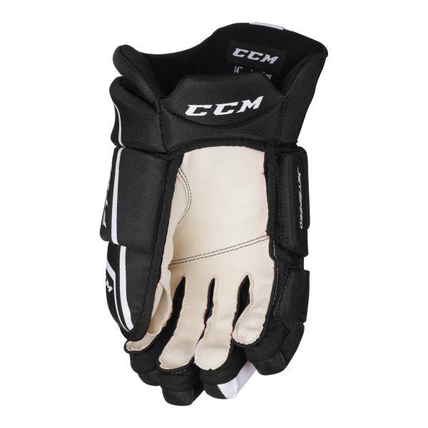 CCM Jetspeed FT350 Senior Hockey Gloves Back