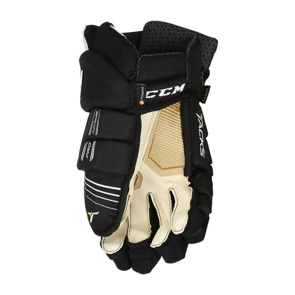 CCM Super Tacks Senior Hockey Gloves Back