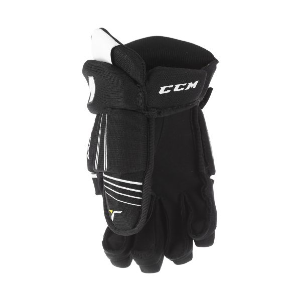 CCM Super Tacks Youth Hockey Gloves Back