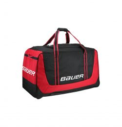 Bauer 650 Carry Hockey Bag in Red