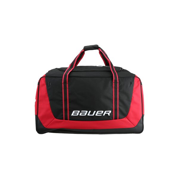Bauer 650 Carry Hockey Bag in Red Side