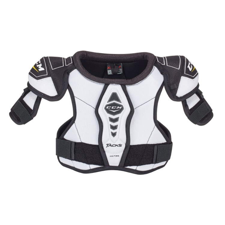 CCM Ultra Tacks Youth Hockey Shoulder Pads