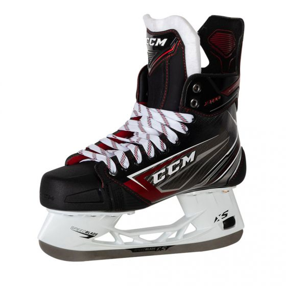 ccm JETSPEED XTRA SIZE 4.5 D hockey Ice Skates Brand New NEVER USED w// Box